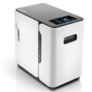 YUWELL Home Oxygen Concentrator Machine for Ventilator Sleep Oxygen Concentrator YU300 High Concentration from Xiaomi Ecological Chain