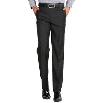 शरद ऋतु स्प्रिंग बिजनेस आरामदायक पुरुषों के पतलून स्लिम स्टैम सूट पैंट आयरनिंग