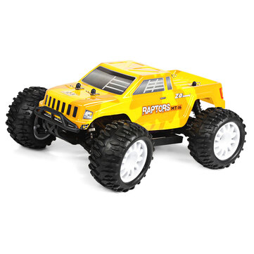 $88.06 for ZD Racing 9053 1/16 2.4G 4WD Brushless Racing Rc Car 40km/h Monster Truck RTR Toys