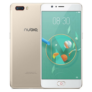 Nubia M2 Global Rom 5,5 pouces 4 Go RAM 64Go ROM Qualcomm Snapdragon 625 Smartphone Octa Core 4G