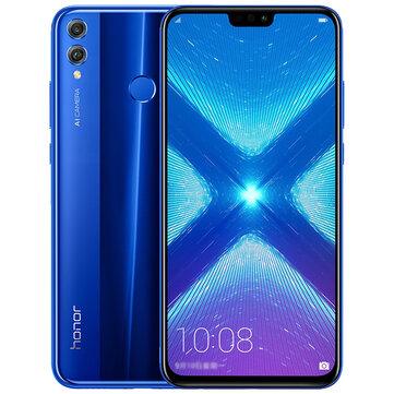 Huawei Honor 8X 20MP Dual Rear Camera 6.5 inch 4GB 64GB Kirin 710 Octa core 4G Smartphone