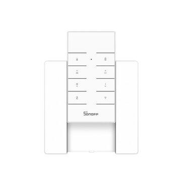 SONOFF® RM433 8 Keys Multipurpose Custom 433 MHz RF Remote Control Switch Works With SONOFF RF/RFR3/Slampher/iFan03/4CHProR2/TX Series/433 RF Bridge