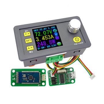 RIDEN® DPS8005 Programlanabilir Sabit Gerilim Akım Kademeli Güç Kaynağı Modülü Voltmetre Ampermetre Buck Dönüştürücü 80 V 5A