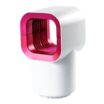 LED Mosquito Insect Killer Lamp UV USB Photocatalyst Mute Pest Fly Bug Repeller Light