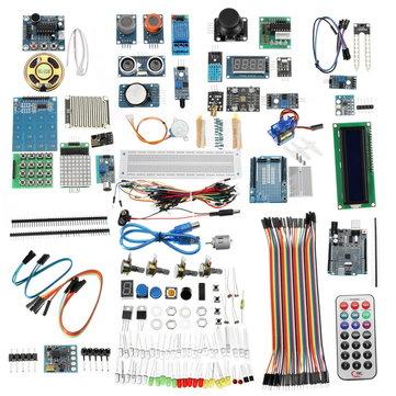 U NO R3 LCD Sensor Wifi bluetooth Laser Beginner Starter Kits For Arduino