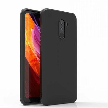 Bakeey Shockproof Soft Silicone Protective Case For Xiaomi Pocophone F1
