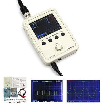Original JYETech DSO-SHELL DSO150 15001K DIY Digital Oscilloscope Unassembled Kit With Housing