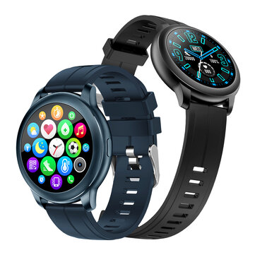 How can I buy bluetooth Call  Bakeey CF22 7x24h Heart Rate Monitor Blood Pressure Oyxgen Measure Weather Display Music Control Smart Watch with Bitcoin