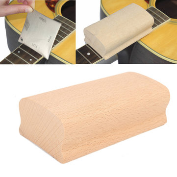 12 Inch Radius Sanding Block Fret Leveling Finger Board Luthier Tool Guitar Bass