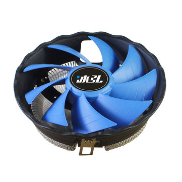 Binghong CPU Fan Cooler 12cm Fan 12V Quiet Cooler Intel 775 115X AMD Platform Fan Radiator For Desktop PC