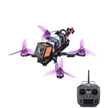 Eachine Wizard X220HV 6S RC FPV Racing Drone F4 OSD...