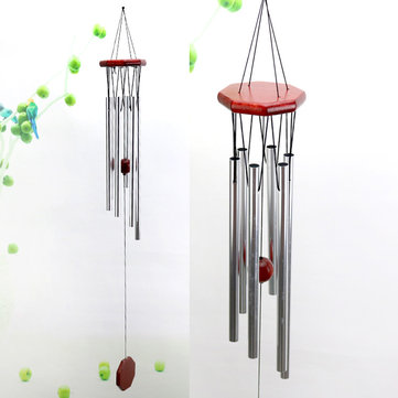 "30"" Large Deep Tone Resonant Wind Chimes Church Bells Outdoor Home Garden Decor"