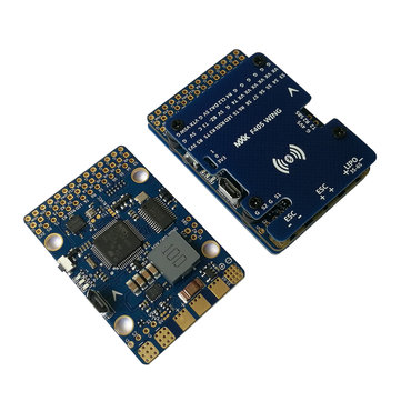 MXK F405WING STM32F405 Flight Controller Built-in OSD Support bluetooth For RC Airplane Fixed Wing