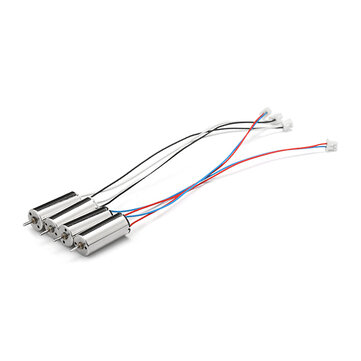 4X Chaoli CL 820 8.5x20mm Coreless Motor for 90mm-150mm DIY Micro FPV RC Quadcopter Frame