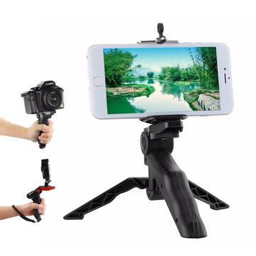 Portable Mini Rotation Desktop Tripod Stand Stabilizer For Cell Phone Digital Camera