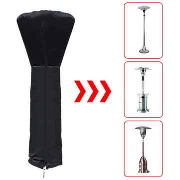 How can I buy Outdoor Garden Patio Heater Dust Protective Cover Waterproof Furniture Protector Winter Heater Cover 210D Oxford Cloth with Bitcoin