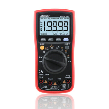 $29.99 for AN870 19999 Counts Digital Multimeter