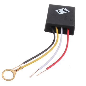 Ac 220v 3 Way Touch Control Sensor, Touch Control Lamp Dimmer