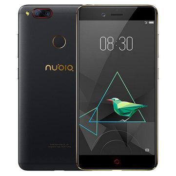ZTE Núbia Z17 mini versão Gobal 5.2 polegadas 4GB 64GB Snapdragon 652 Octa core 4G Smartphone