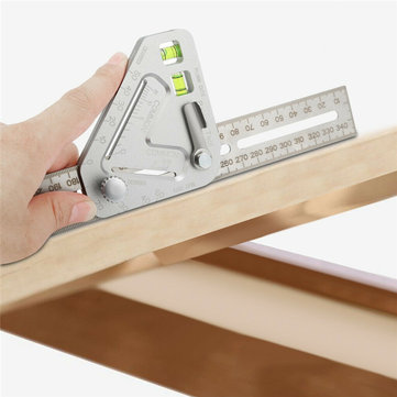 Angle Ruler A Revolutionary Carpentry Tool-Better Tool Multi-function Measuring