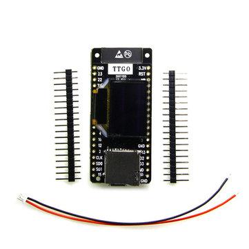 LILYGO® TTGO T2 ESP32 0,95 OLED Karta SD WiFi + moduł rozwoju karty Bluetooth