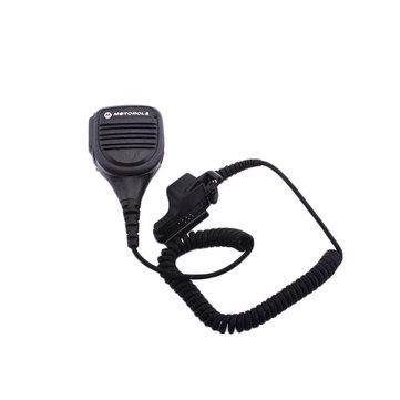 HT1000 Handheld Mic Speaker For Motorola Two Way Radio Waterproof Intercom Microphone