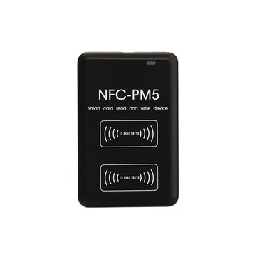 How can I buy NEW PM5 IC ID Duplicator 13 56MHZ RFID Reader NFC Full Writer Decoding Function Card Copier with Bitcoin