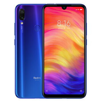 Xiaomi Redmi Note 7 Global Version 6.3 inch 4GB RAM 128GB ROM Snapdragon 660 Octa core 4G Smartphone