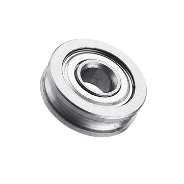 Anet® U604ZZ U-groove Pulley Bearing for 3D Printer Extruder Timing Belt Parts