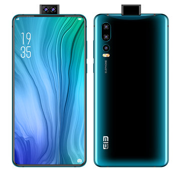 Elephone U2 6.26 inch 16MP Triple Rear Camera 6GB 128GB Helio P70 Octa Core 4G Smartphone