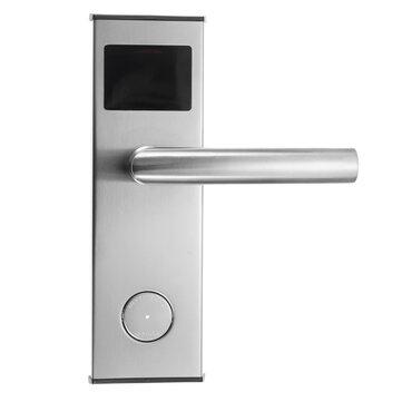 Thép không gỉ thông minh RFID Khóa thẻ kỹ thuật số Khóa hệ thống khóa cửa khách sạn