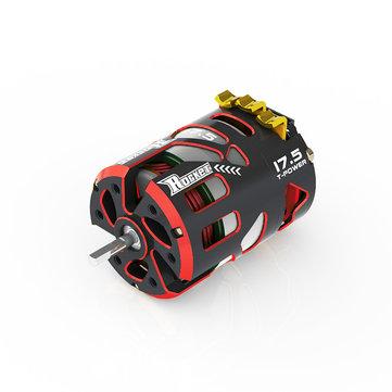 20% OFF for Surpass Hobby V4S Rocket Stock Spec Brushless 2 Sensor 10.5T 13.5T 21.5T 17.5T RC Car Motor Part