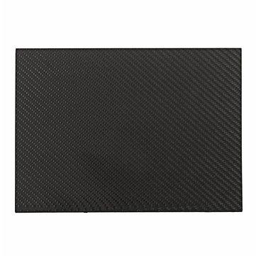 200x250x(0.5-2)mm Plain Weave 3K Carbon Fiber Plate Panel Sheet Twill Matt Surface Board