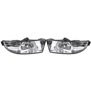 Buy Pair Car Front Halogen Fog Lights for Skoda Octavia A5 A6 MK2 FL 2009-2013 with Litecoins with Free Shipping on Gipsybee.com