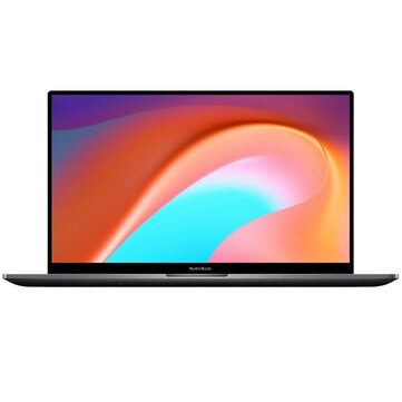 Xiaomi RedmiBook 16 Laptop 16.1 inch AMD Ryzen7-4700U 16GB RAM 512GB SSD 100%sRGB 46Wh Battery 90% Ratio 3.26mm Thickness Notebook