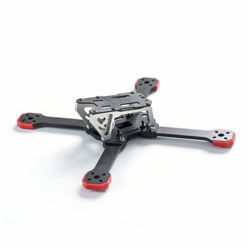 TransTEC Frog Lite 218mm Carbon Fiber 4mm Arm X Frame DIY Frame Kit RC Drone FPV Racing Multi Rotor
