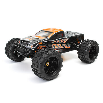 380.99 for DHK 8382 Maximus 1/8 120A 85KM/H 4WD Brushless Monster Truck RC Car
