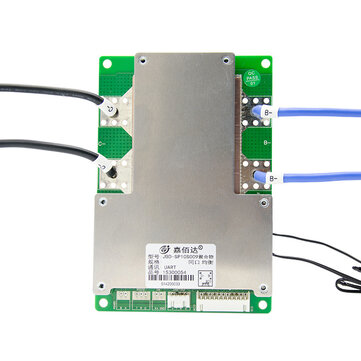 8S 24V 60A/80A/100A Lithium Iron Battery Protection Plate Inverter bluetooth Intelligent BMS with UART Communication