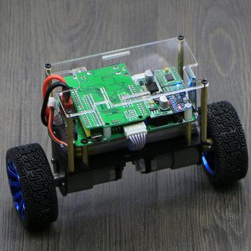 DIY Smart RC Robot Car Self-balancing Car APP Control Compitable With Arduino
