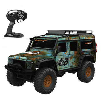 $119.99 for 2 Battery HB Toys ZP1001 1/10 2.4G 4WD Rc Car