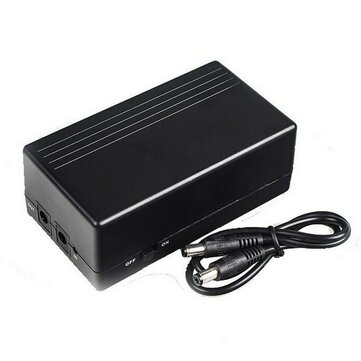 12V2A 22.2W UPS Uninterrupted Power Supply Backup Power Mini Battery for Camera Router