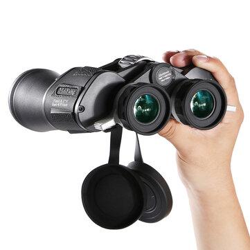 Buy MAIFENG 20X50 Zoom BAK4 Powerful Binoculars Wide-angle Eyepiece Professional Telescope For Hunting Camping with 4 on Gipsybee.com