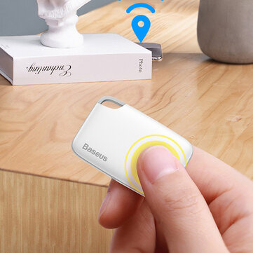 Baseus T2 Smart Bluetooth Anti Lost Device Mini Ultra-thin Sling Two-way Alarm Object Tracker from XIAOMI Ecological Chain