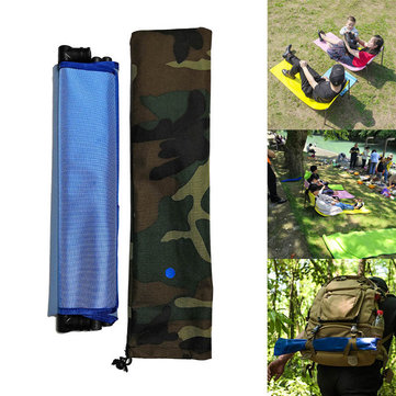 IPRee® Outdoor Portable Lazy Folding Chair Sofa Camping Tent Picnic Mat Ground Beach Pad