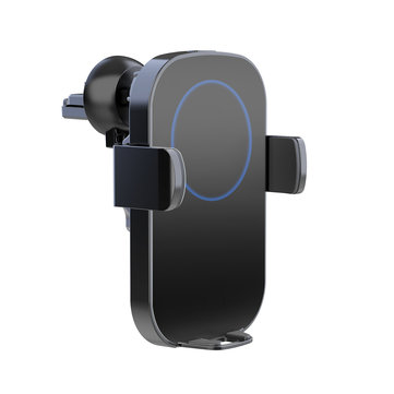 Bakeey N12 Qi Wireless Charger Infrared Induction Dashboard Air Vent Car Phone Mount Car Phone Holder For 4.0-6.5 Inch Smart Phone iPhone Samsung