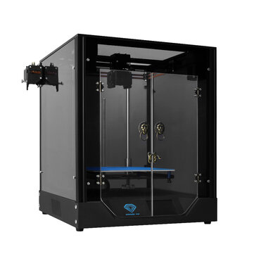 TWO TREES® Sapphire Pro CoreXY DIY 3D Printer Kit 235*235*235mm Printing Size With Dual Drive BMG Extruder/X-axis&Y-axis Linear Guide/Power Resume/Filament Detect/Intelligent Leveling Funciton