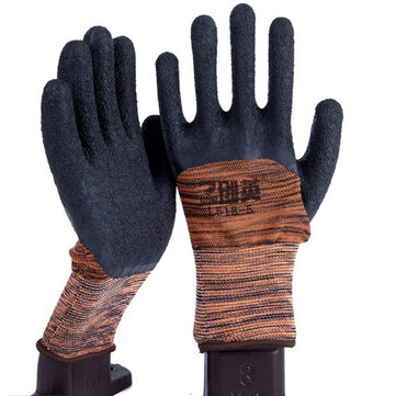 How can I buy Chuangying L518 Nylon Yarn Latex Wrinkles Labor Insurance Glove Working Protection Gloves Wear-resistant Anti-slip with Bitcoin