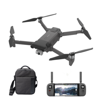 $519 for FIMI X8 SE 5KM FPV RC Drone-Black Version with Storage Bag