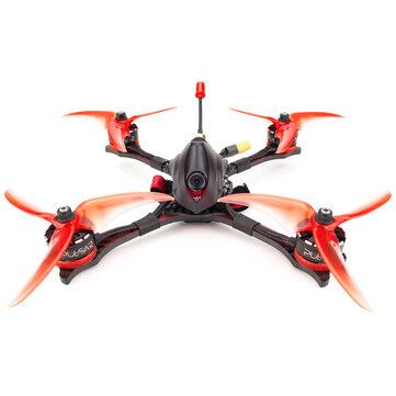 $206.1 for EMAX Hawk Pro 5 Inch 4S/6S FPV Racing Drone PNP/BNF F405 FC 35A Blheli_32 ESC 2306 1700KV/2400KV Motor CADDX Ratel Cam 25-200mW VTX