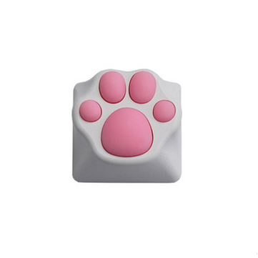 $6.99 for Cat Claw Keycap PBT the Cherry Blossom Keycap for Mechanical Keyboard